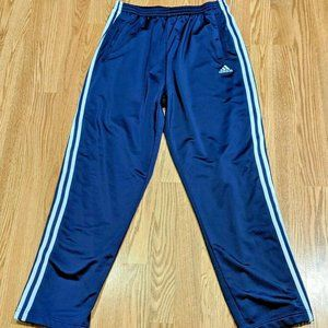 Adidas Breakaway Snap Button Navy Blue Pants